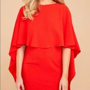 Red Dress Boutique- Never worn! NWT size Small